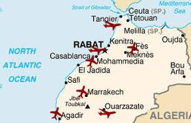 Flugverbindungen Nach Marokko Marocco Billige Fl 252 Ge