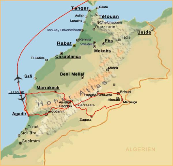 Individualreisen Marokko   Spezialist für Reisen in Kleingruppen
